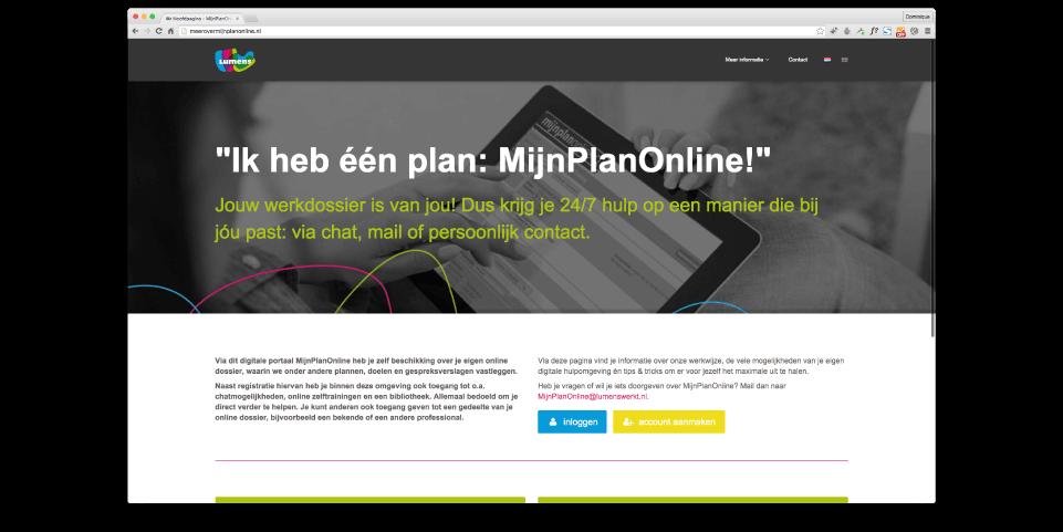 Meer Over Mijn Plan Online